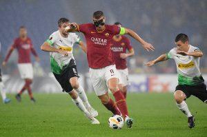 La Roma repousse Tottenham pour Edin Dzeko