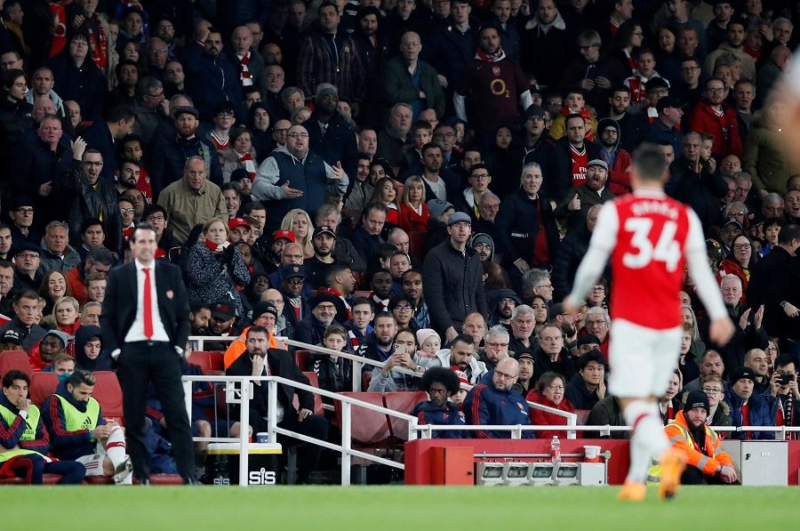 Arsenal : la pétage de plomb de Granit Xhaka qui pourrait lui coûter cher