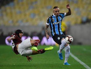 Newcastle tente le coup Everton Soares