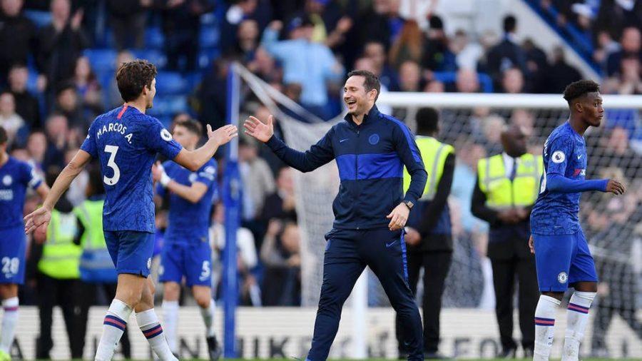 Chelsea : Frank Lampard veut conserver Olivier Giroud