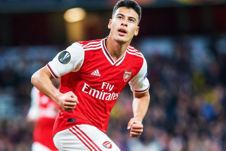 Arsenal : à 18 ans, Gabriel Martinelli fait déjà beaucoup parler de lui