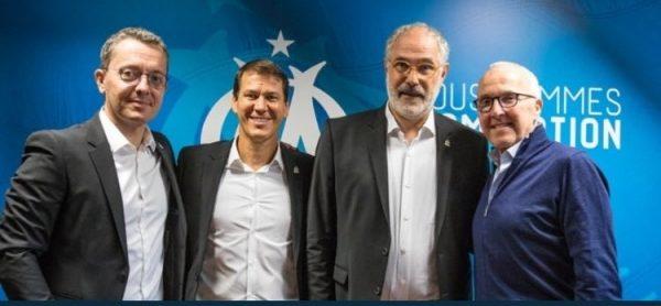 OL : Rudi Garcia ne se sentait pas très soutenu à Marseille