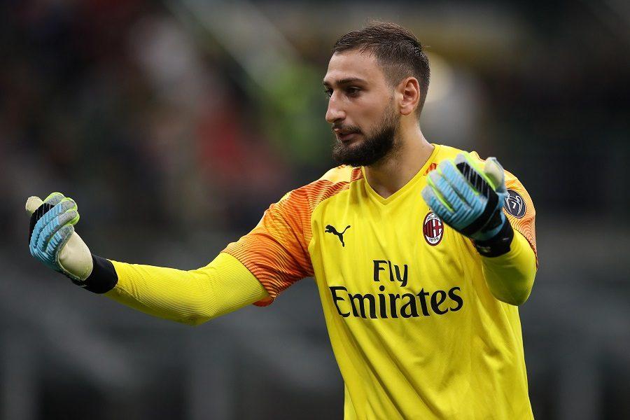 Milan AC : Gianluigi Donnarumma sur la liste des transferts ?