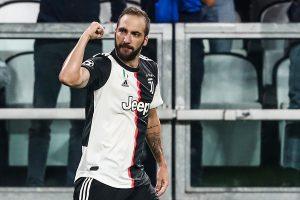 La Juventus compte sur Higuain
