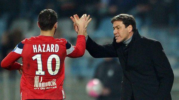 OL : Eden Hazard confie avoir énormément appris avec Rudi Garcia