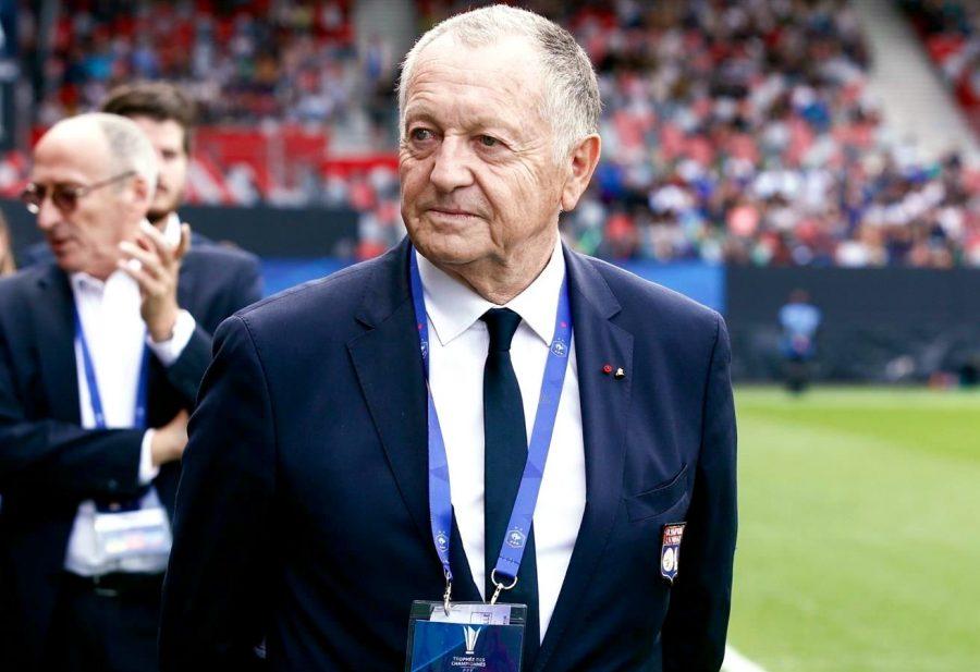 OL : Jean-Michel Aulas fait le point sur la situation sportive du club