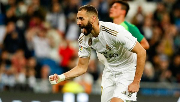 Real Madrid : Karim Benzema dépasse Thierry Henry