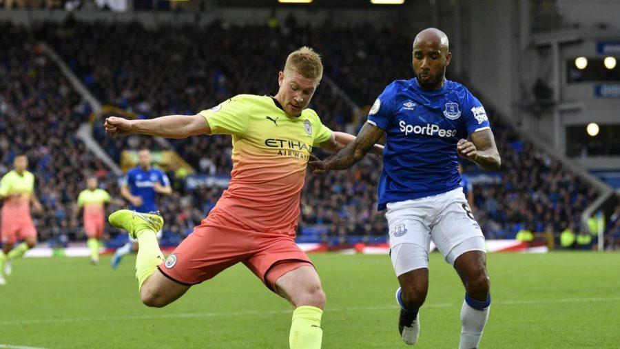 Man City annonce la blessure de Kevin De Bruyne