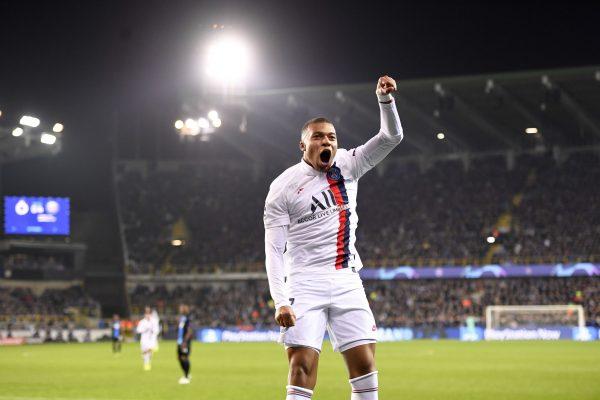 PSG : «Kylian Mbappé est le meilleur attaquant du monde» selon le coach de Bruges