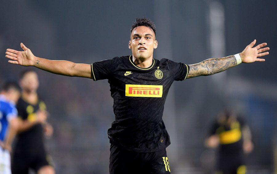 L'Inter Milan est clair pour Lautaro Martinez