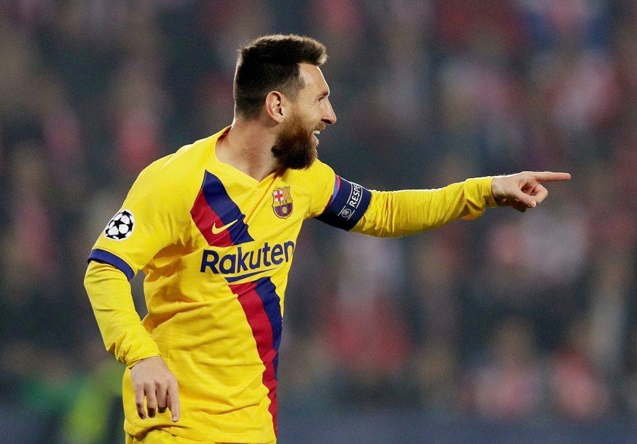 Messi refroidit son arrivée à Newell