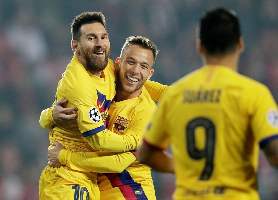 FC Barcelone : Arthur Melo a deux sérieux prétendants