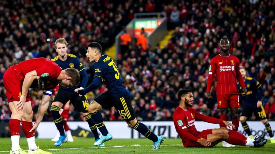 Carabao Cup, Liverpool-Arsenal : la folie s'est à nouveau emparée d'Anfield !