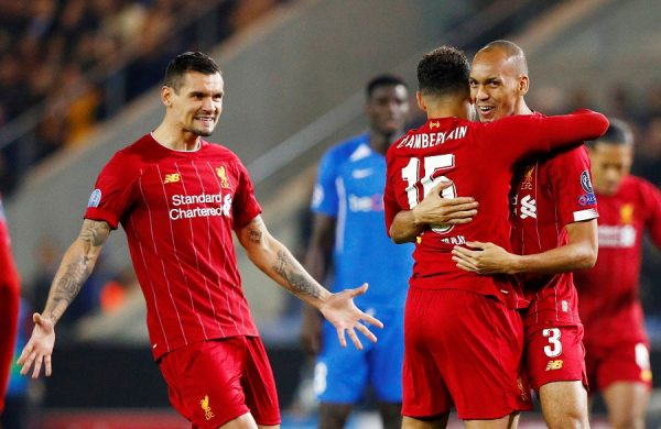 Liverpool : Dejan Lovren fait une annonce