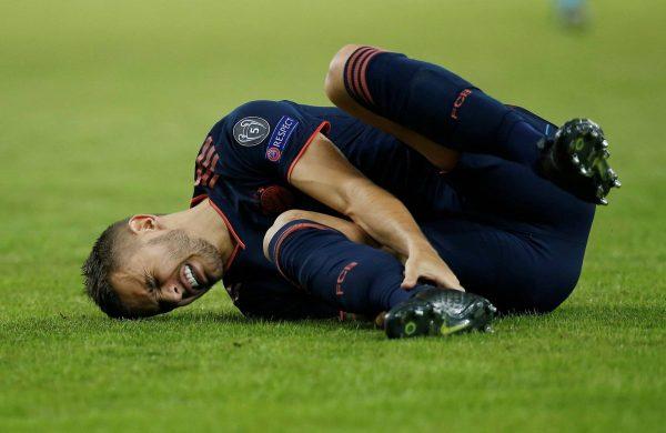 Officiel : Lucas Hernandez durement touché à la cheville