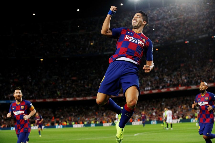 Le FC Barcelone réfléchit à la succession de Luis Suarez