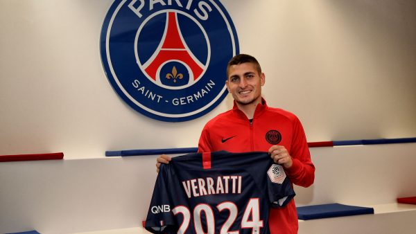 PSG : c'est officiel pour Marco Verratti