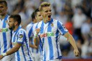 Real Sociedad : Martin Odegaard confirme