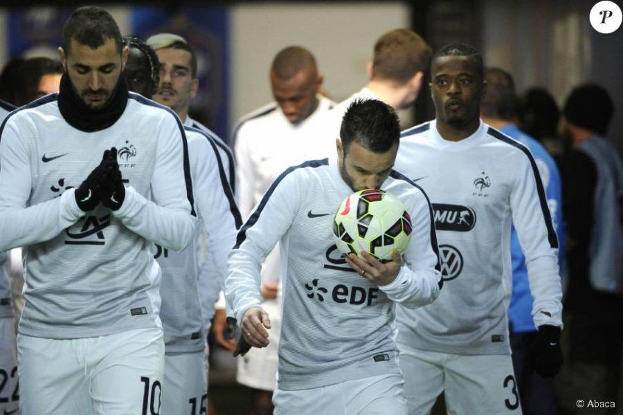 Affaire de la sextape, les Bleus : Mathieu Valbuena raconte tout !