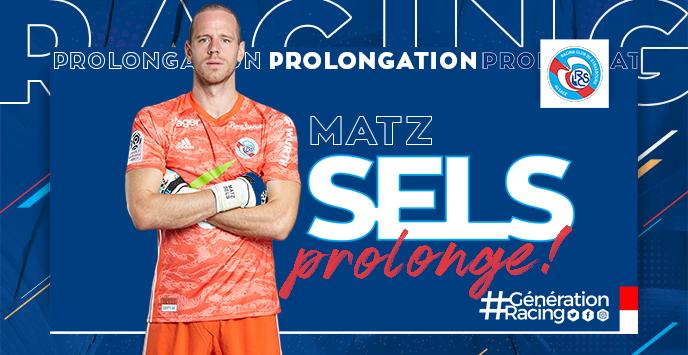 Officiel : Matz Sels prolonge à Strasbourg
