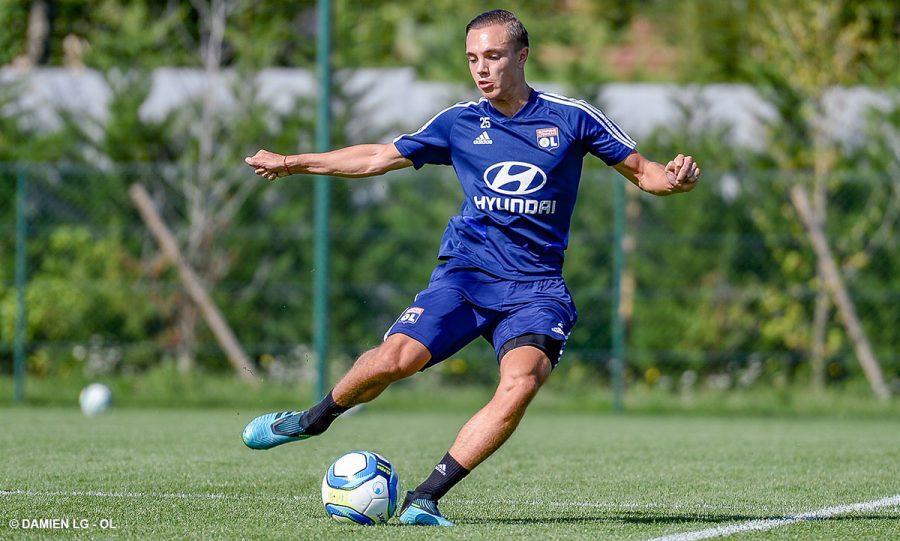 OL : Maxence Caqueret veut avoir sa chance