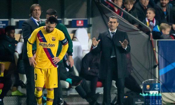 Barça : Ernesto Valverde réagit aux propos de Marc-André ter Stegen