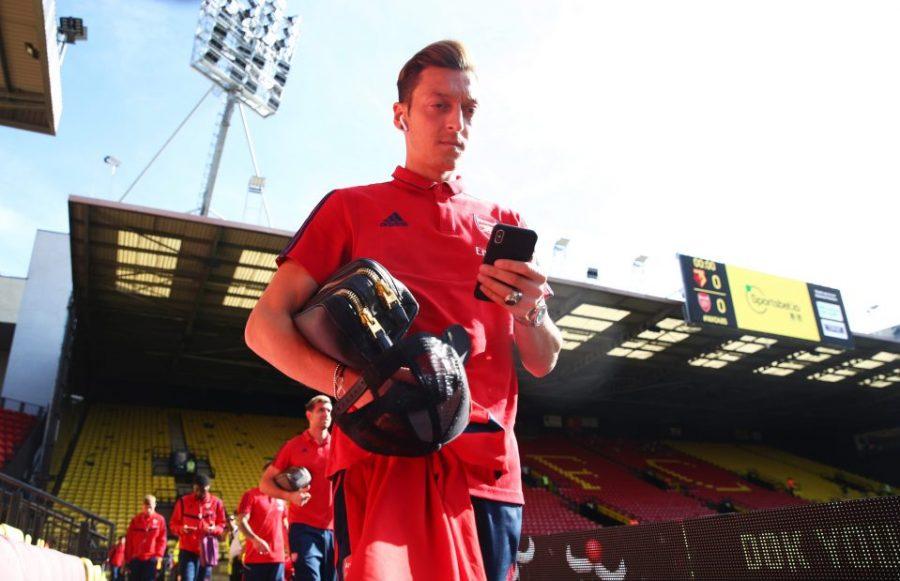 Arsenal : Ozil ne compte pas partir de si tôt