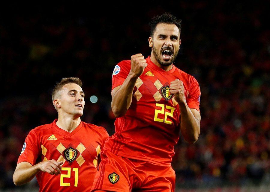 AS Monaco : Nacer Chadli pourrait rester en Belgique