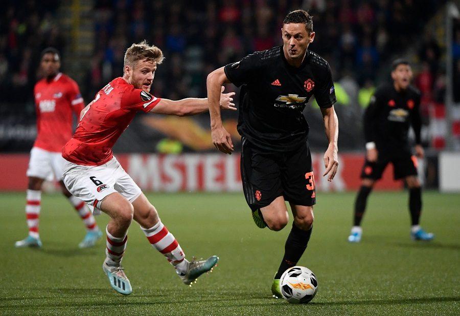 Man United : vers un départ de Nemanja Matic dès cet hiver ?