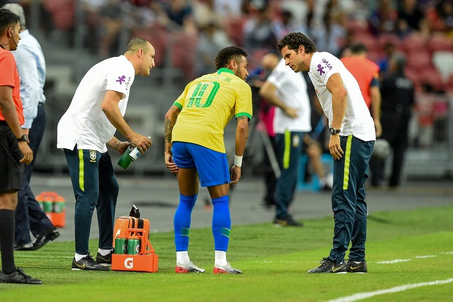 Officiel : Neymar absent quatre semaines !