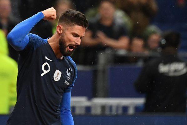 Deux clubs français ne lâchent pas Giroud !