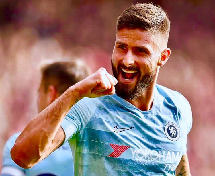 Plea ne filera pas en Chine, Giroud non plus !