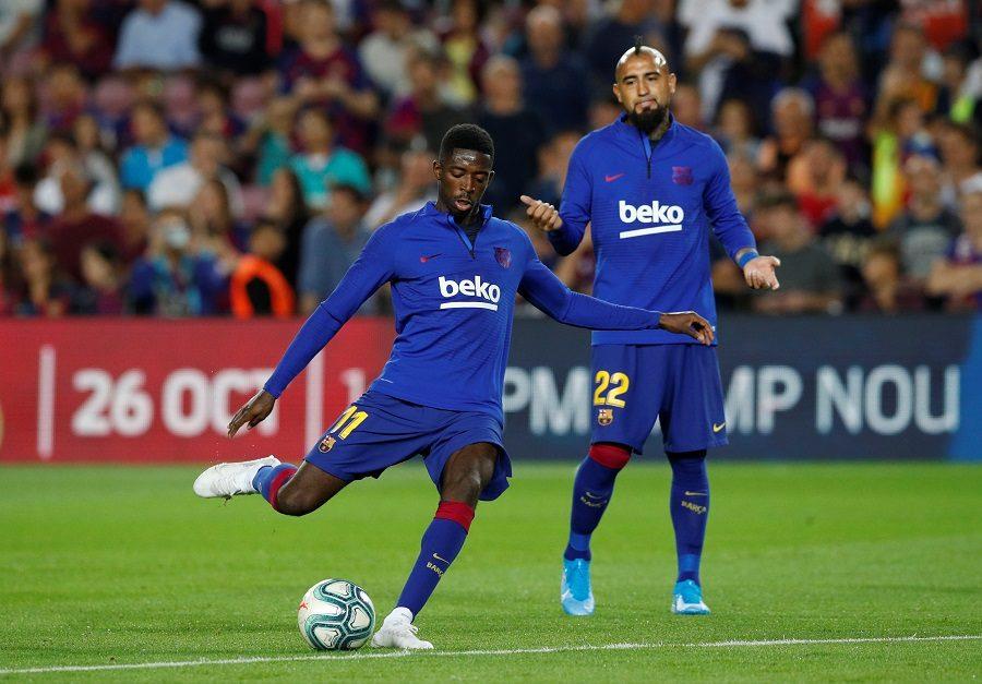 Barça : Valverde encourage Griezmann et envoie un avertissement à Dembélé