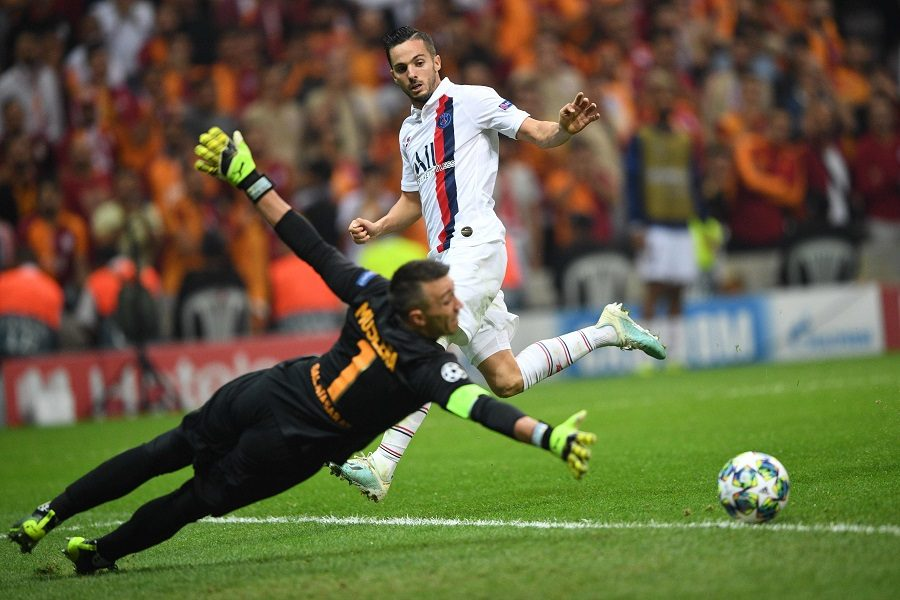 PSG : Pablo Sarabia évoque son avenir au club