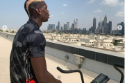 Man Utd : Pogba revient petit à petit