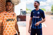 OM : une gamme de maillots pour les supporters
