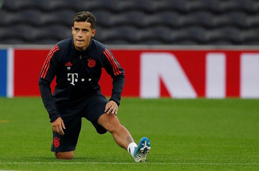 Bayern Munich : Coutinho est prêt à rester