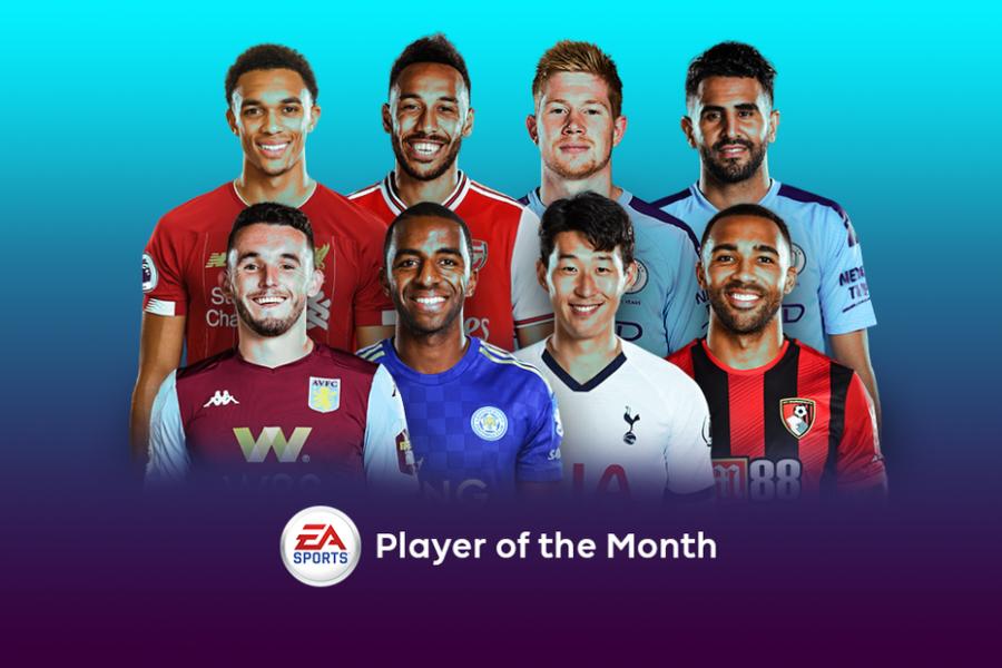 Premier League : les joueurs du mois sont connus