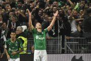 ASSE : le héros du derby revient sur son but capital face à l'OL