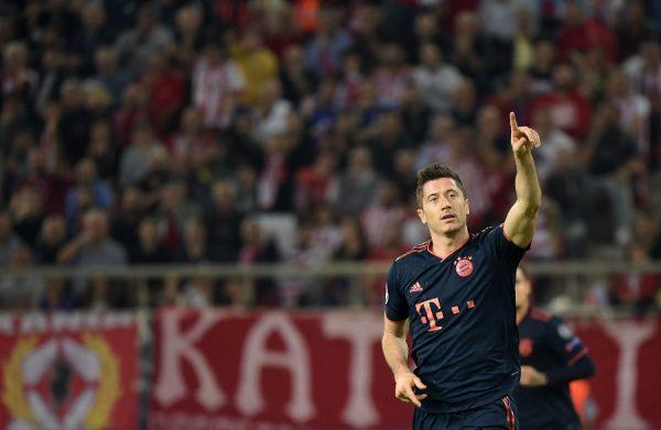 Ligue des Champions : Robert Lewandowski dans le top 5 des meilleurs buteurs