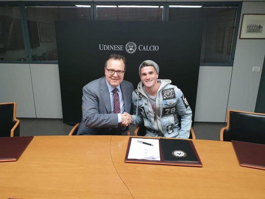 Officiel : accord entre l'Udinese et Rodrigo De Paul