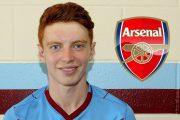 Arsenal se penche sur un jeune anglais
