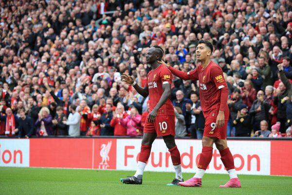 Liverpool : Sadio Mané encense Roberto Firmino