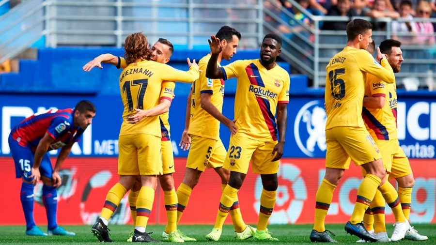 Officiel : Samuel Umtiti à nouveau forfait avec le FC Barcelone