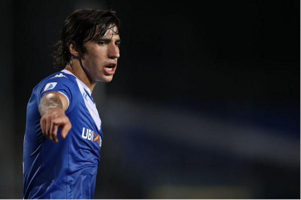 La Juventus veut remplacer Emre Can par Sandro Tonali