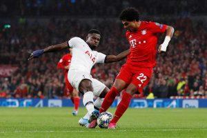 Tottenham bloque Serge Aurier