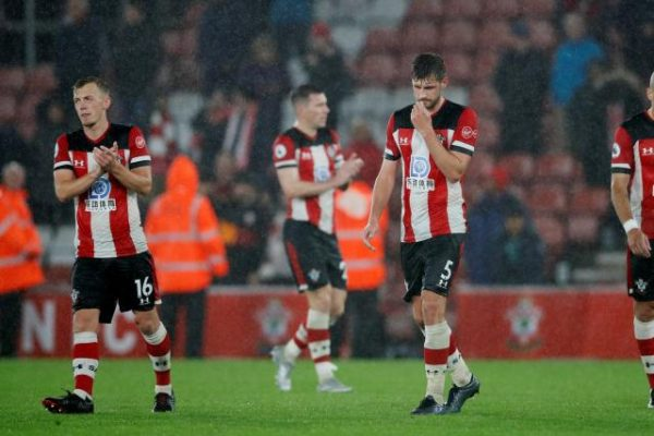 Le magnifique geste des joueurs de Southampton après l'humiliation subie face à Leicester