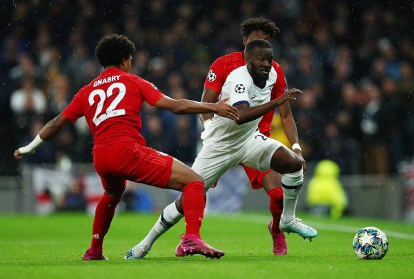 Tottenham : José Mourinho se paie Tanguy Ndombélé