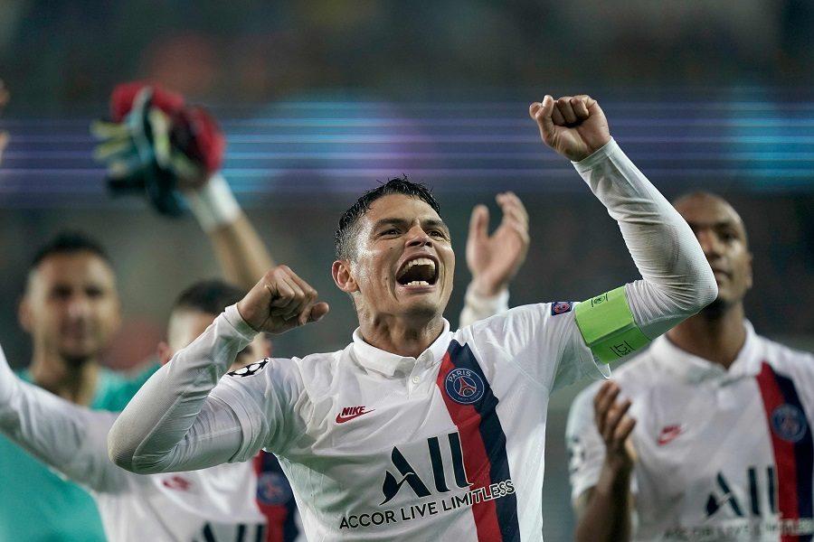 PSG : un ancien entraineur du club veut relancer Thiago Silva