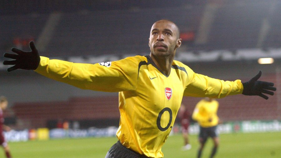 18 octobre 2005 : le jour où Thierry Henry est devenu le «King» d'Arsenal